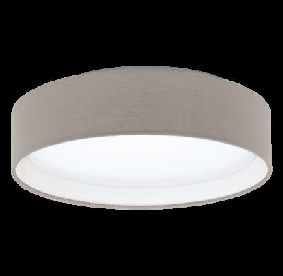 31589 EGLO PASTERI LED textil mennyezeti lámpa