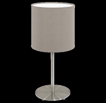 31595 EGLO PASTERI textil asztali lámpa