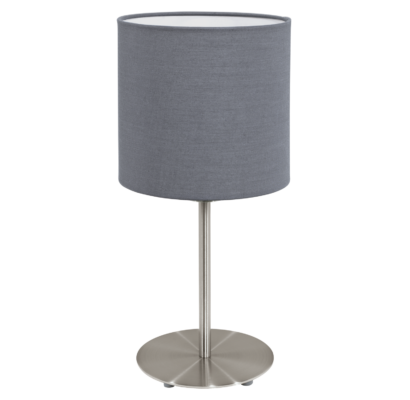 31596 EGLO PASTERI textil asztali lámpa