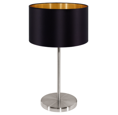 31627 EGLO MASERLO textil asztali lámpa