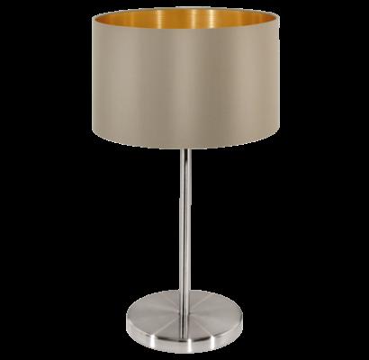 31629 EGLO MASERLO textil asztali lámpa