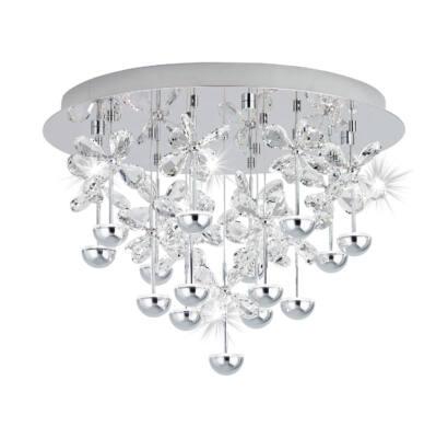 39245 EGLO PIANOPOLI LED szabályzós mennyezeti lámpa