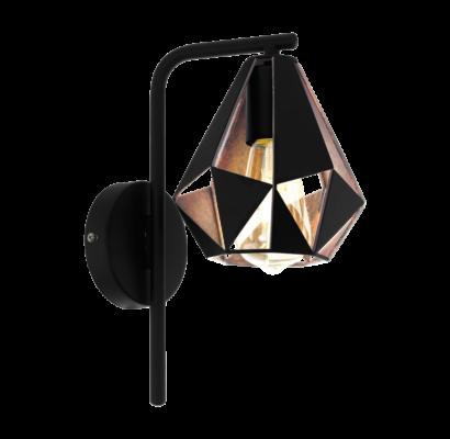 43057 EGLO CARLTON 4 - fali lámpa