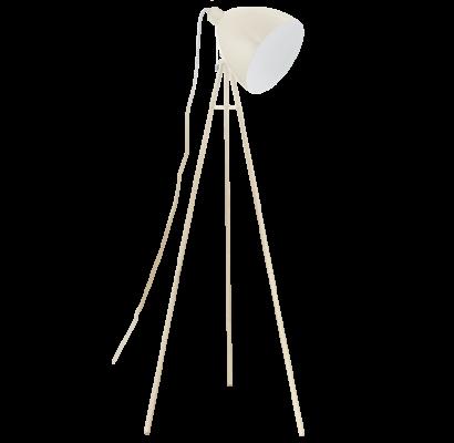 49338 EGLO DUNDEE homok színű állólámpa