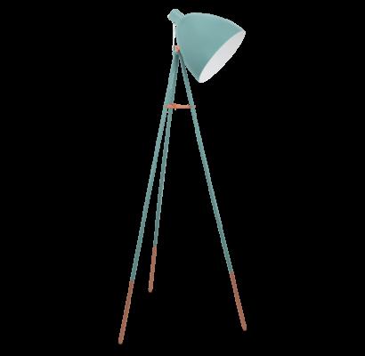 49342 EGLO DUNDEE menta színű állólámpa