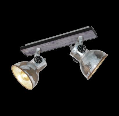 49649 EGLO BARNSTAPLE 2 égős spot lámpa