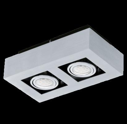 91353 EGLO LOKE 1 - LED falon kívüli lámpa