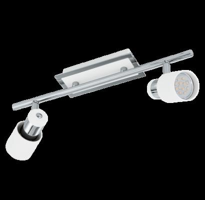 92085 EGLO DAVIDA LED 2 égős spot lámpa