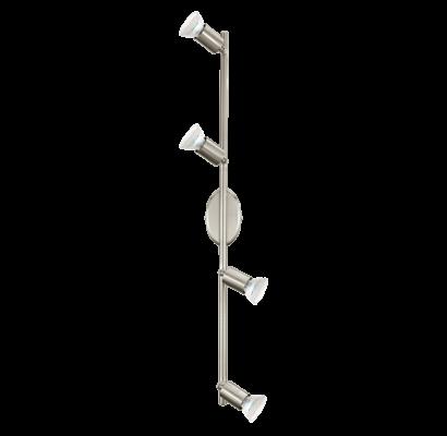 92598 EGLO BUZZ-LED 4 égős spot lámpa