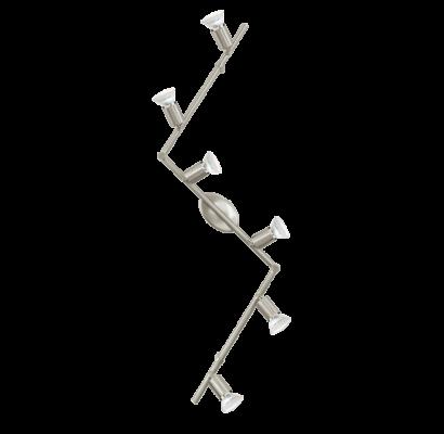 92599 EGLO BUZZ-LED 6 égős spot lámpa