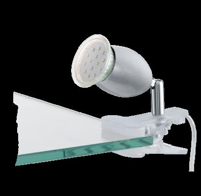 93119 EGLO BANNY 1 - LED csiptetős lámpa