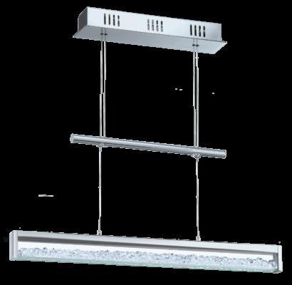 93625 EGLO CARDITO 1 fényerőszabályzós LED függeszték