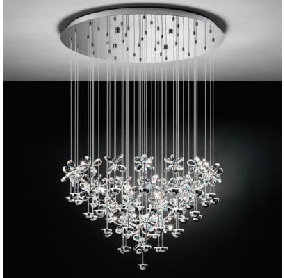 93661 EGLO PIANOPOLI LED függeszték
