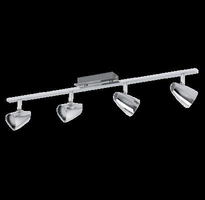 93675 EGLO CORBERA LED 4 égős spot lámpa