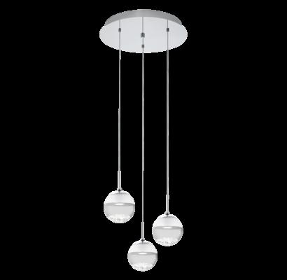 93709 EGLO MONTEFIO 1 - LED függeszték