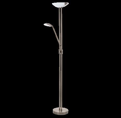 93877 EGLO BAYA LED fényerőszabályzós réz állólámpa