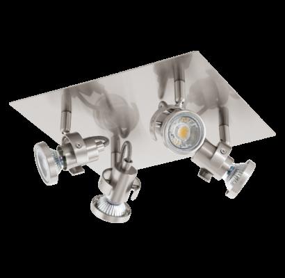 94147 EGLO TUKON 3 - LED 4 égős spot lámpa