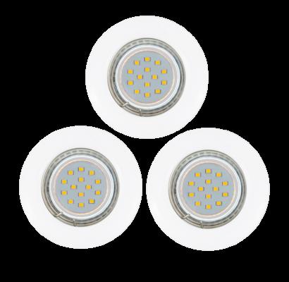94235 EGLO PENETO LED süllyesztett lámpa 3 db-os szett