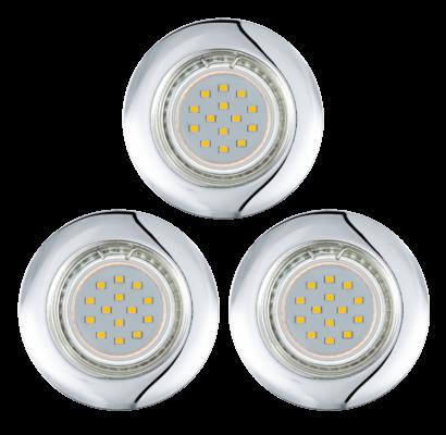 94236 EGLO PENETO LED süllyesztett lámpa 3 db-os szett