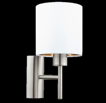 95053 EGLO PASTERI textil fali lámpa