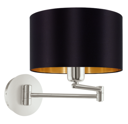 95054 EGLO MASERLO textil fali lámpa