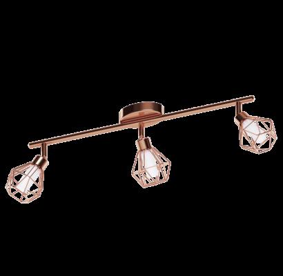 95547 EGLO ZAPATA LED 3 égős spot lámpa
