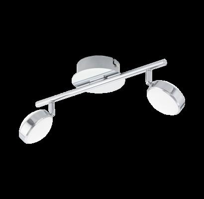 95629 EGLO SALTO LED 2 égős spot lámpa