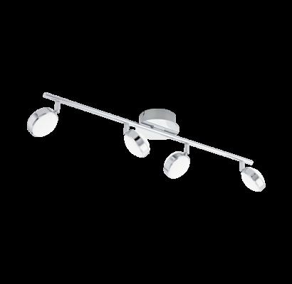 95632 EGLO SALTO LED 4 égős spot lámpa