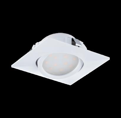 95844 EGLO PINEDA LED süllyesztett lámpa 3 db-os szett