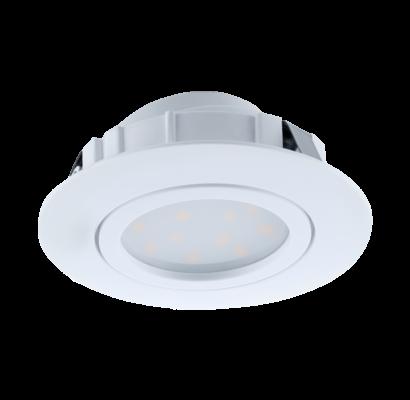 95851 EGLO PINEDA LED süllyesztett lámpa 3 db-os szett