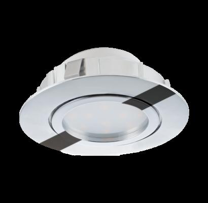 95858 EGLO PINEDA LED szabályzós süllyesztett lámpa 3 db-os szett