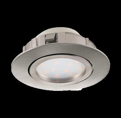 95859 EGLO PINEDA LED szabályzós süllyesztett lámpa 3 db-os szett