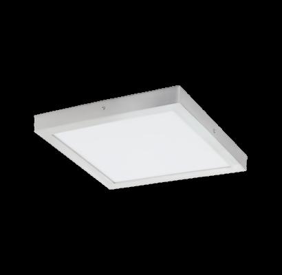 97269 EGLO FUEVA 1 4000K 40 cm ezüst LED falon kívüli lámpa