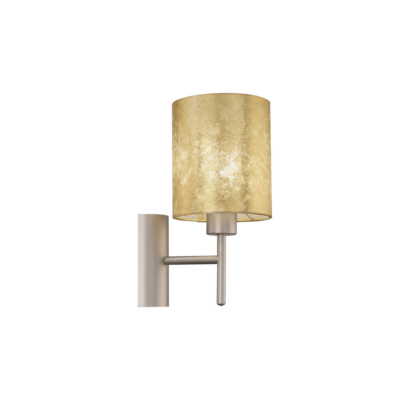 97645 EGLO VISERBELLA textil fali lámpa