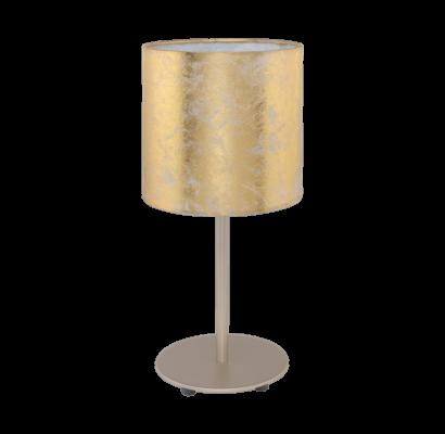 97646 EGLO VISERBELLA textil asztali lámpa