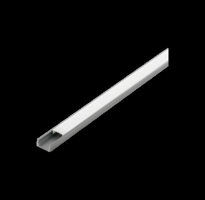 98911 EGLO SURFACE PROFILE 1 9mm-es 1m alumínium led profil opál diffúzorral