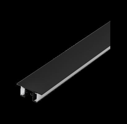 98974 EGLO SURFACE PROFILE 4 1m fekete fali led profil direkt-indirekt
