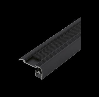 98997 EGLO SURFACE PROFILE 5 50mm-es 1m alumínium led lépcsőprofil opál diffúzorral
